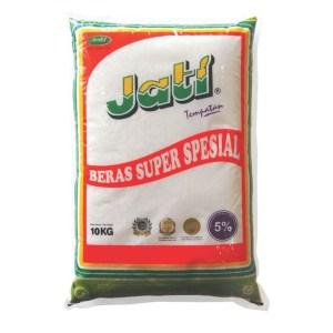 Jati Beras Super Spesial - 10 Kg