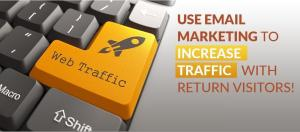 how-to-get-web-traffic-Email-Marketing