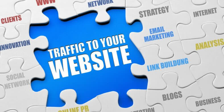 Which are the best ways to generate more traffic to your websites?