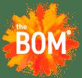 The BOM logo