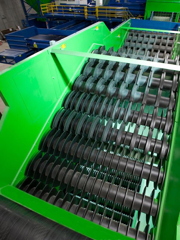 Bhs Occ Separator 174 Bulk Handling Systems