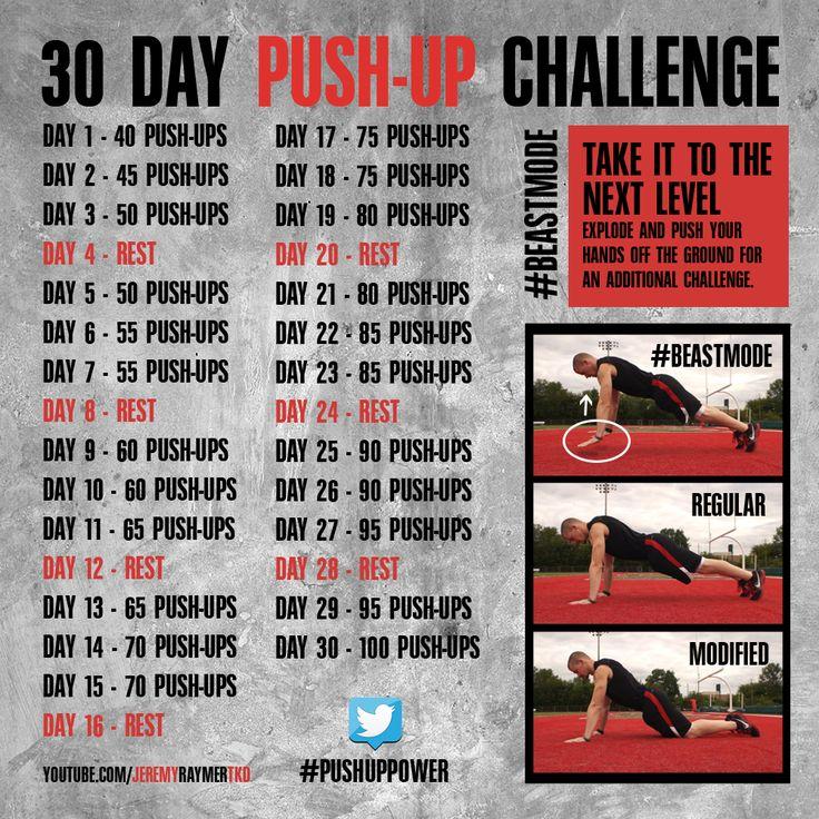 Men S Fitness Push Up Challenge   Kayafitness co