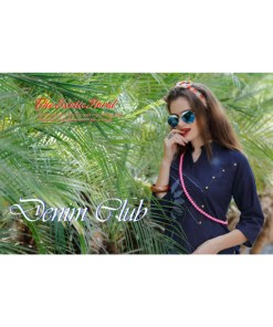 Rs 285 Piece - Denim Club Wholesale Kurti Catalog 10 pcs