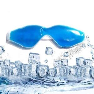 0368 Plastic Cooling Gel Eye Mask - Bulkysellers.com