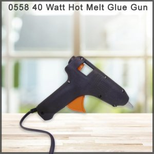 0558 40 Watt Hot Melt Glue Gun - Bulkysellers.com