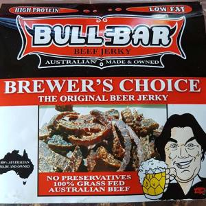 Brewers Choice - Beer Flavoured Beef Jerky