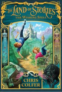 Colfer, Chris - Land of Stories 1, The Wishing Spell