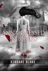Blake, Kendare - Anna Dressed in Blood