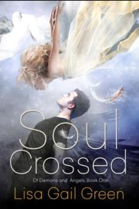 Green, Lisa Gail - Of Demons and Angels #1 - Soul Crossed