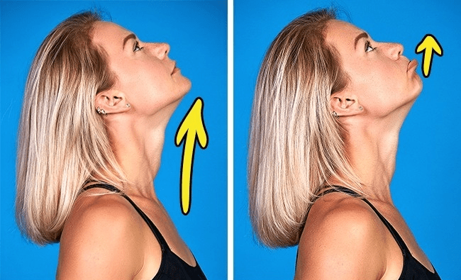 8 effective exercises to slim down the face