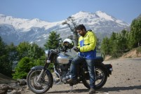 Bulleteers, Royal Enfield Riders from Gwalior, ride to Leh, Khardungla, Nubra Valley and Pangong Lake