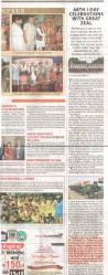 Bulleteers Gwalior in news
