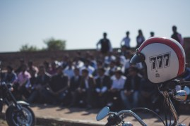Distinguished Gentleman's Ride proudly hosted in Gwalior by Bulleteers