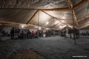 The food tent at rider mania 2015