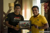 Bulleteers celebrate Kickstart Day with ride and lunch in Gwalior