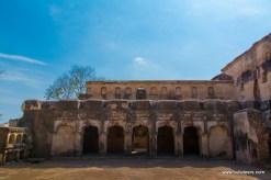 orchha-jehangir-palace-1963