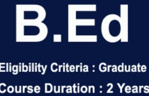 Admission career scope jobs and salary in B.Ed (Bachelor of Education)