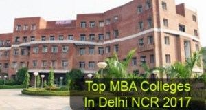 Delhi Top Management Colleges 2017-18 Admission, Fee Structure, Placement Information