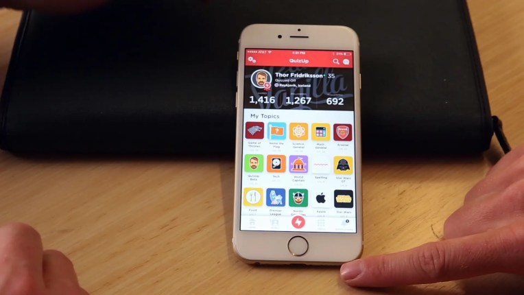 Now go Social with QuizUp From Industry Experts
