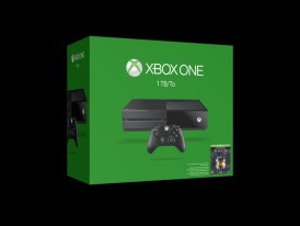 New Xbox One with 1 TB Space Launched