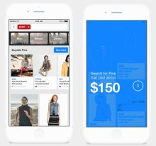 New Way of Shopping from Pinterest