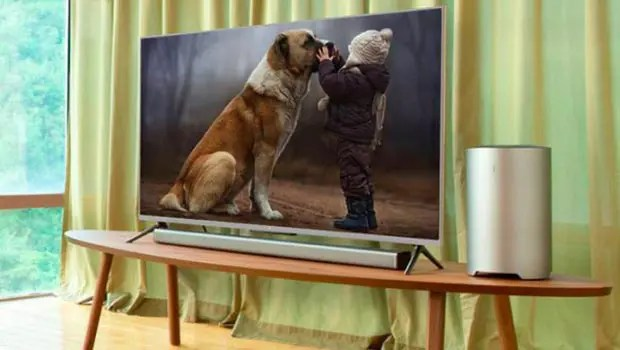 Xiaomi Launched New 48 inch TV and Surprisingly, A Water Purifier