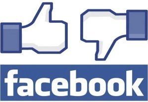 "Now ""Dislike"" Posts on Facebook"