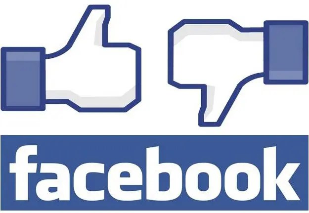 "Now ""Dislike"" Posts on Facebook"