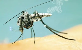 Robot Mosquito will Save Us Deadly Diseases