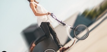 Check out the Whole New Fly Kly E-Bike