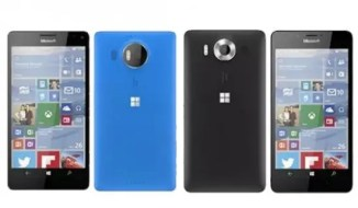 Microsoft Lumia 950 and 950XL is Launched