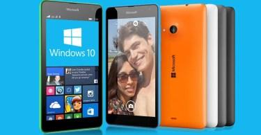 Windows 10 Smartphones
