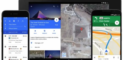 List of Latest Google Maps Features after the Update