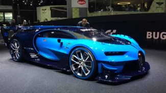 Bugatti Chiron 2017 – A New Machine that Loves Speed