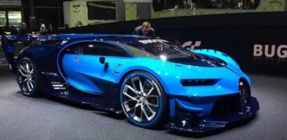 Bugatti Chiron 2017 – A New Machine that Loves Speed