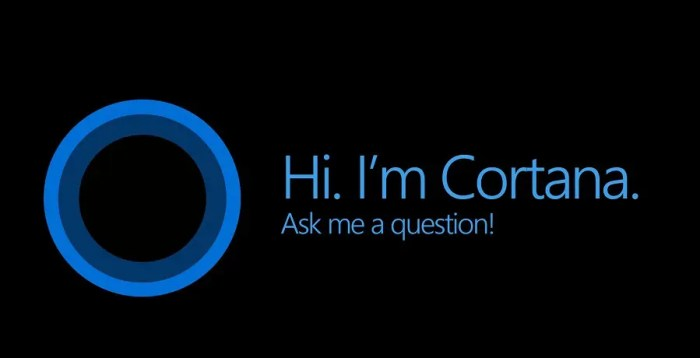 Microsoft cortana update