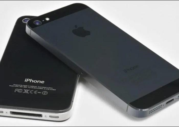 Apple refurbished iPhones