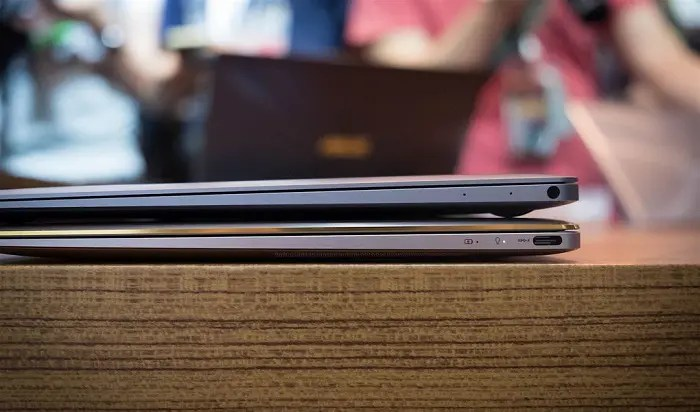 Apples MacBook Beaten up by Asus ZenBook 3
