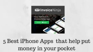 Iphone Apps that help put money in your pocket