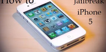 How to jailbreak iPhone 5,5s,4,4s {{Complete Guide}}