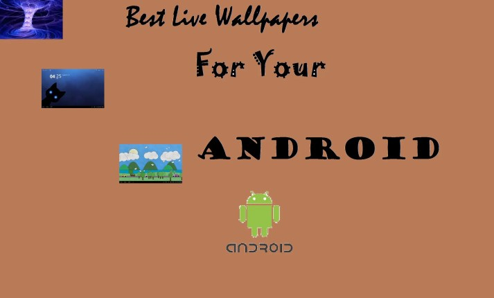 Top 6 Cool Live Wallpapers Poll of the Day – Android Live
