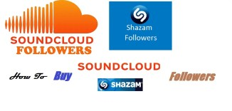 How to Buy followers on SoundCloud and Shazam?