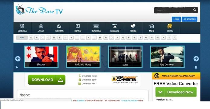 The Dare TV