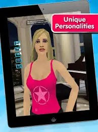 virtual girlfriend app