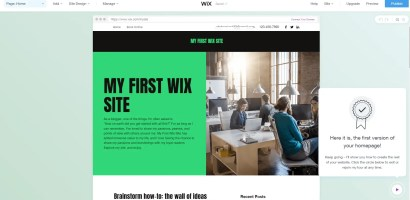 Wix Easiest Way to Create your Own Website Instantly