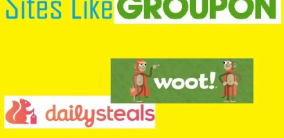 Sites Like Groupon – The Best For Coupons and Deals