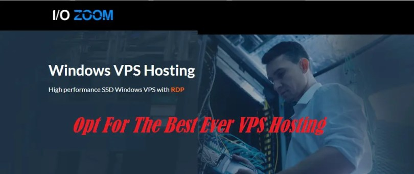 Io Zoom Windows VPS Hosting