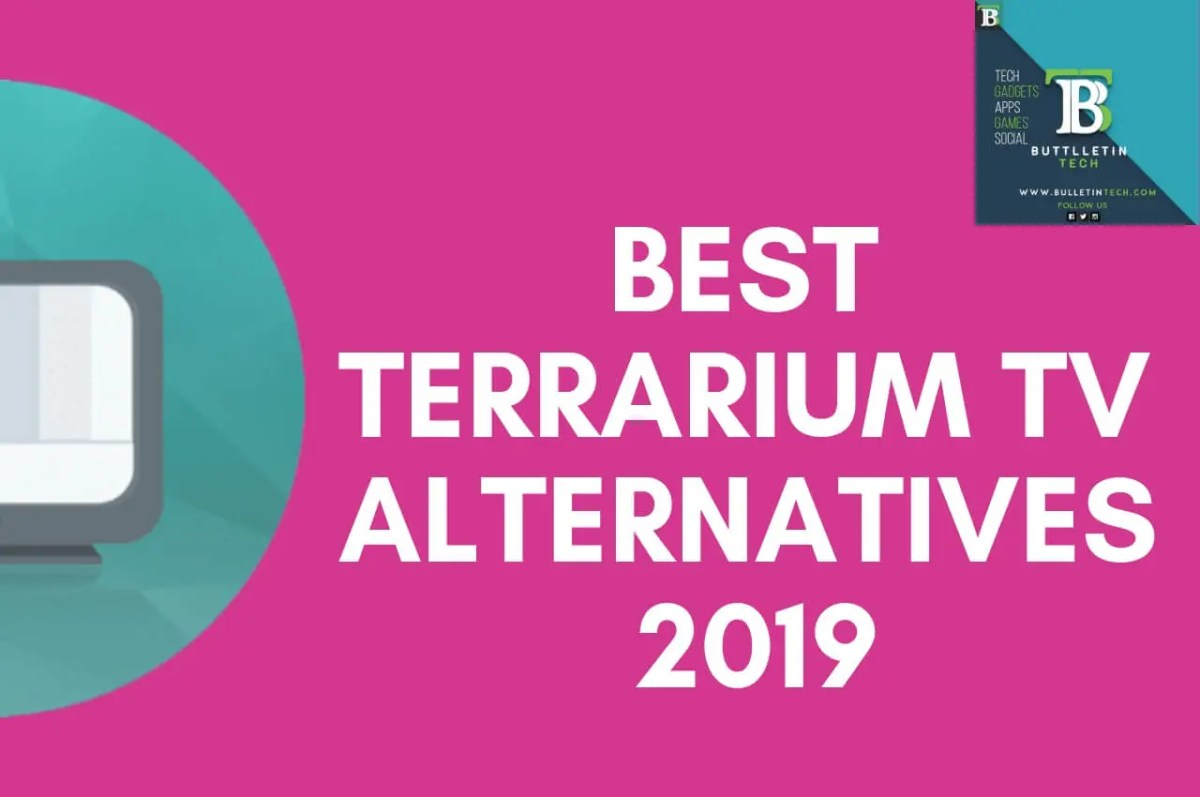 Best Terrarium TV Alternatives 2019