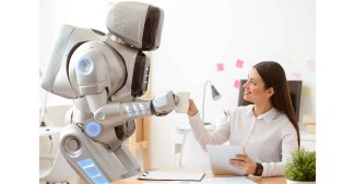 From co-bots to co-workers: Robot colleagues
