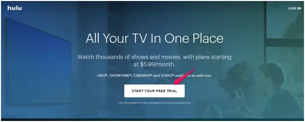 activate Hulu account
